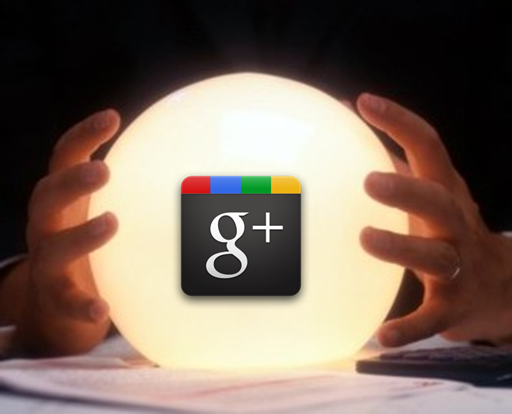 Google Plus Crystal Ball